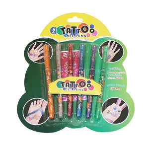 Tattoo Gel Pen Toys Not specified