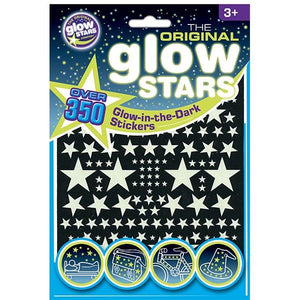 The Original Glowstars Glow Stickers 350™ Toys Brainstorm