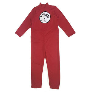 Thing 1 Jumpsuit Dress Up Not specified
