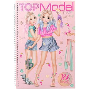 TM Dress Me Up Tropical Toys Top Model