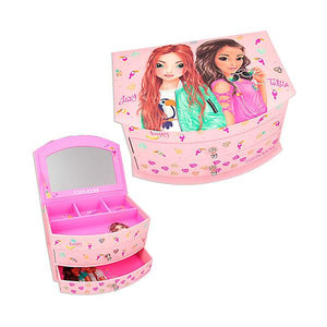 TM Jewellery Box - Tropical Toys Top Model