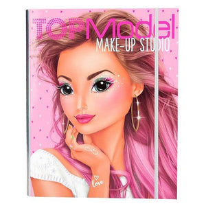 TM Make Up Creative Folders Toys Top Model
