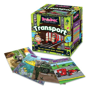 Transport Brainbox Toys Brain Box