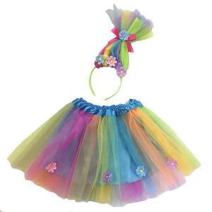 Troll Tutu Set (Age 3-6) Dress Up Not specified