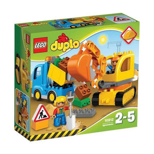 Truck & Tracked Excavator Toys Lego
