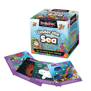 Under the Sea Brainbox Toys Brain Box