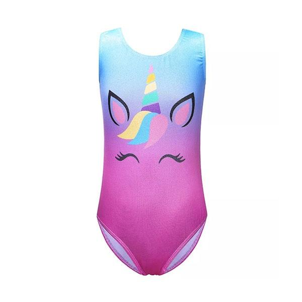 Unicorn Gymnastics Leotard