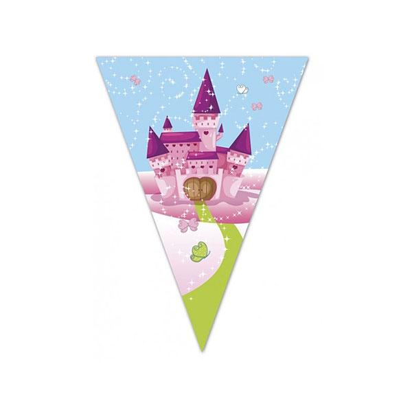 Unicorn Triangle Bunting