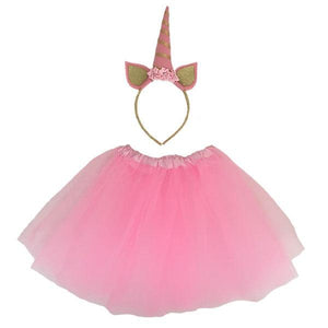 Unicorn Tutu Set (Age 3-6) Dress Up Not specified