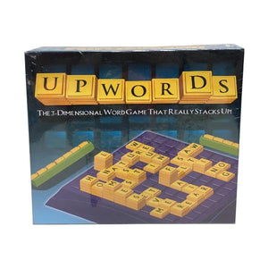 Upwords Game Toys Not specified