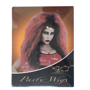 Vampire Lady Wig Dress Up Not specified
