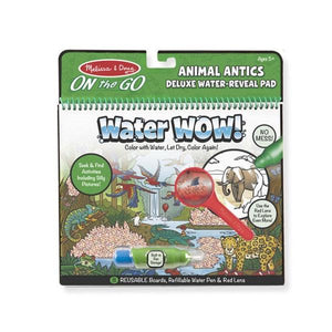 Water Wow Animal Antics Deluxe Toys Melissa & Doug