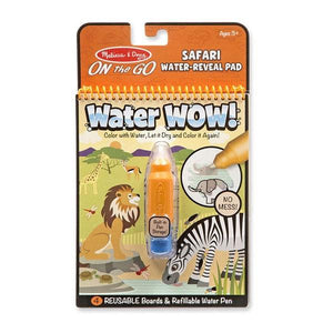 Water Wow Safari Toys Melissa & Doug