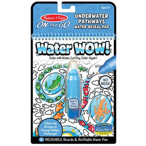 Water Wow - Underwater Pathways Toys Melissa & Doug