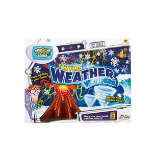 Weird Science Wild Weather Toys Not specified