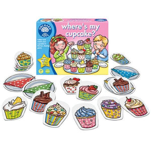 Wheres My Cupcake Toys Orchard Toys