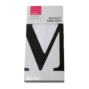 White Ballet Tights Ballet Not specified