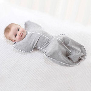 White Cotton Baby Swaddle Clothing Not specified