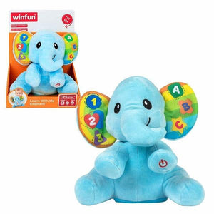 Winfat Learn with me Elephant Toys Winfun