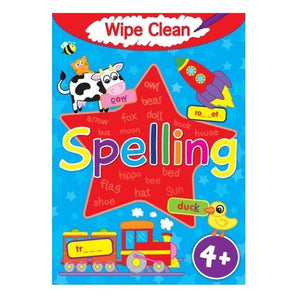 Wipe Clean Spelling Toys Not specified