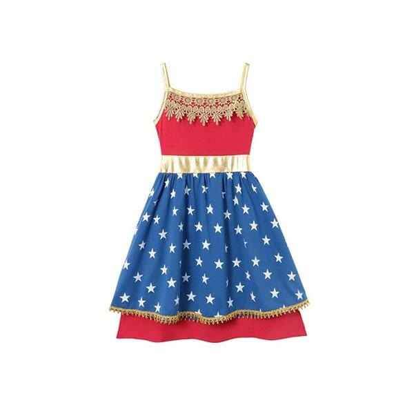 Wonder Woman Casual Dress