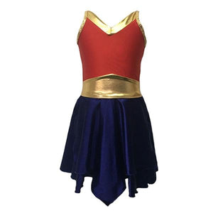 Wonder Woman Outfit Dress Up Not specified