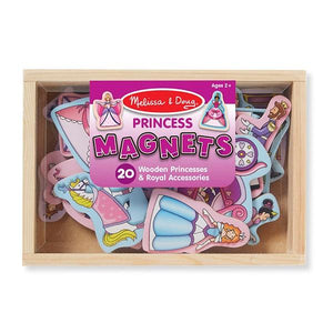 Wooden Princess Magnets Toys Melissa & Doug