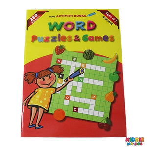 Word Puzzles and Games (P) Toys Not specified