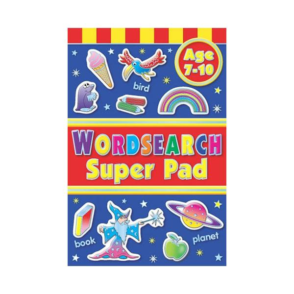 Word Search Super Pad
