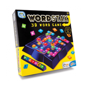 Wordstax 3D Word Game Toys Not specified