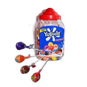 Yogueta Lolly Pop Parties Not specified