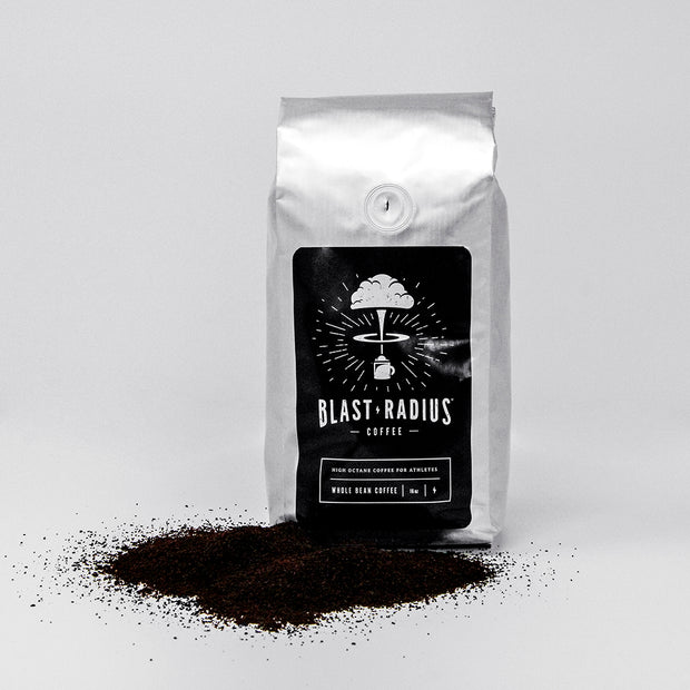 Blast Radius Ground Coffee