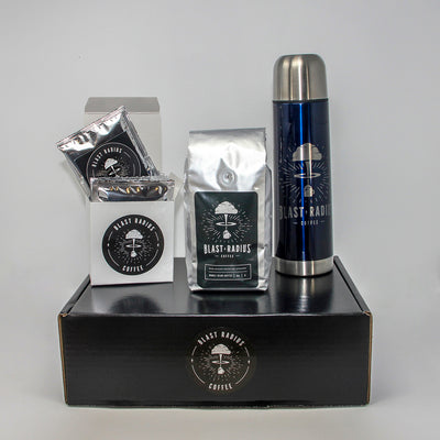 Blast Radius Coffee Gift Set