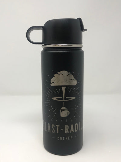 Blast Radius Insulated Flask
