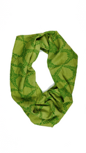 Garland Infinity Scarf in Green