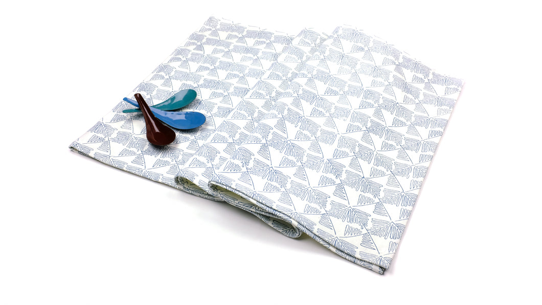 Blue Spruce Sprigs Table Runner