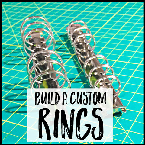Design Your Own RING Planner Cover!