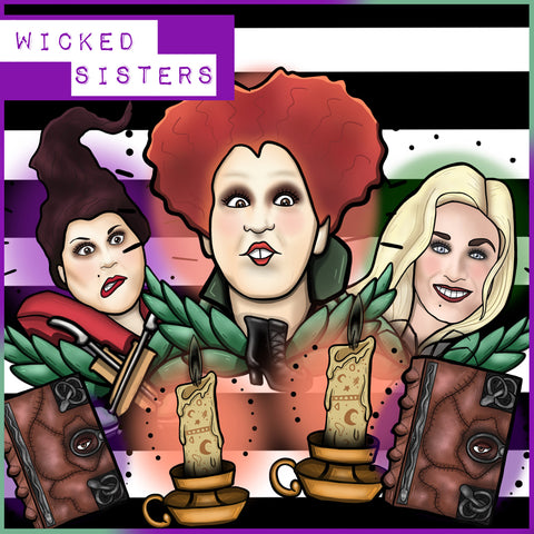 WICKED SISTER PRINTABLES