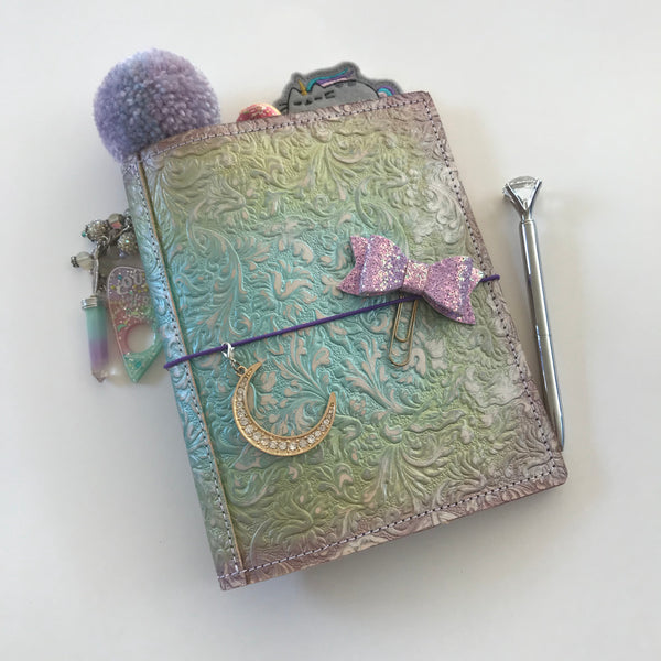 HP MINI Leather Cover - Fairy Garden Ombre