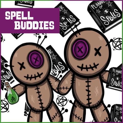 SPELL BUDDIES PRINTABLES