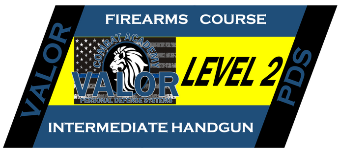 Level 2 Intermediate Handgun
