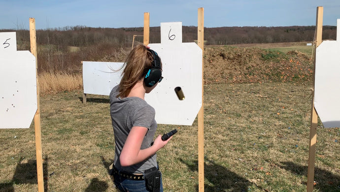 Youth Handgun Training and Safety Course