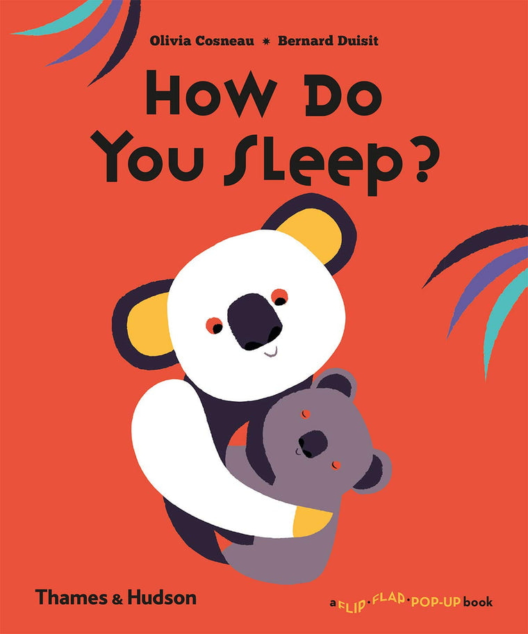 How Do You Sleep? (A Flip Flap Pop Up Book)
