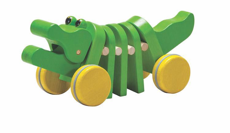 Plan Toys -Dancing Alligator