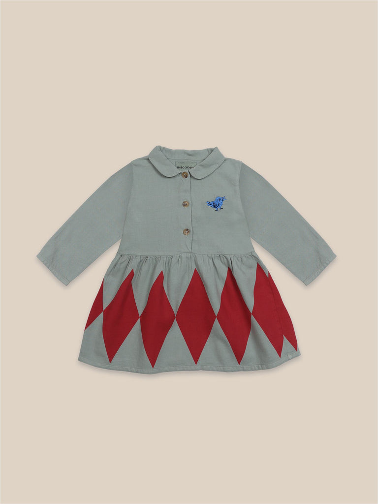 BOBO CHOSES Diamonds Princess Dress
