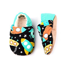organic slippers rockets