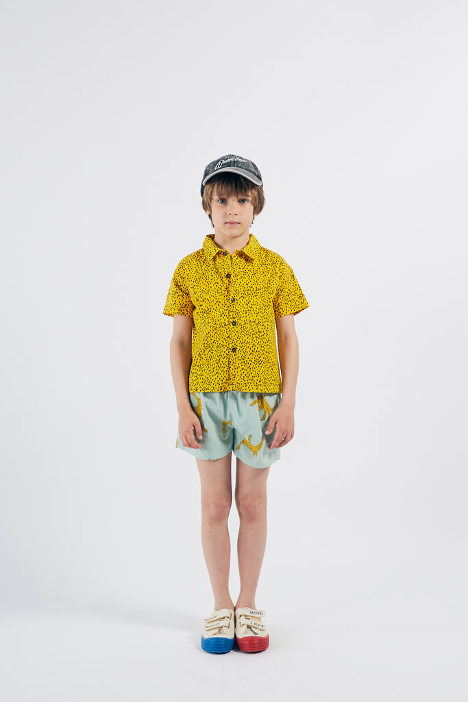 BOBO CHOSES All Over Leopard Shirt