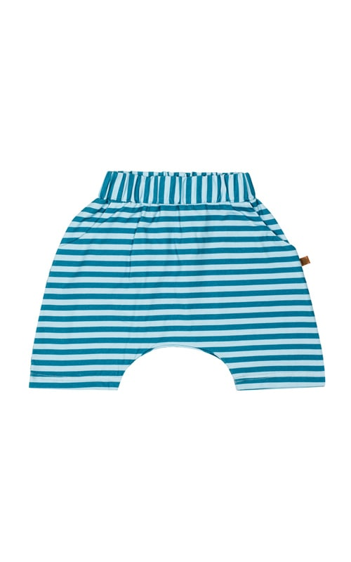 lamama Rapida Shorts Blue Stripes