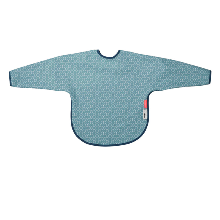 Sleeved Bib Balloon Blue