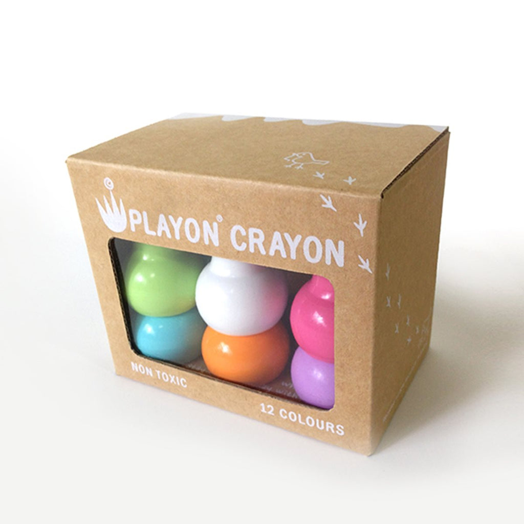 Stackable Playon Crayons - Pastel